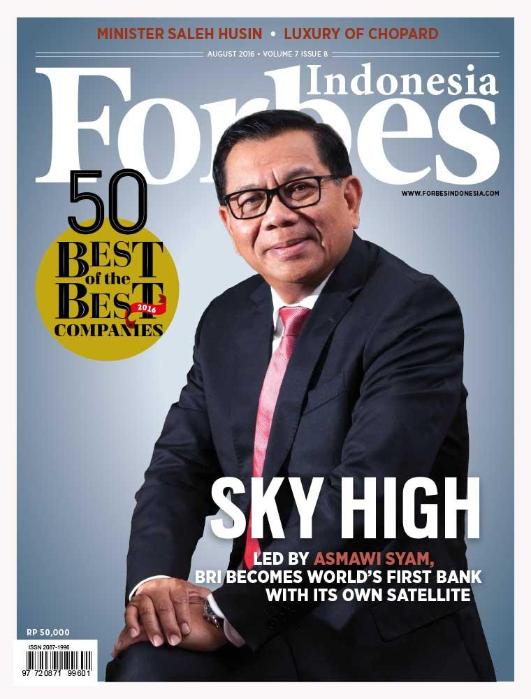 Forbes Indonesia August 2016