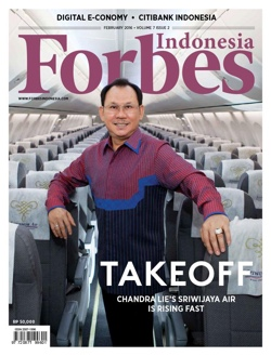 Forbes Indonesia February 2016