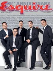 Esquire Maret 2012
