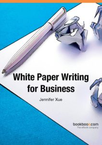 White Paper Writing for Business by JenniferXue.com